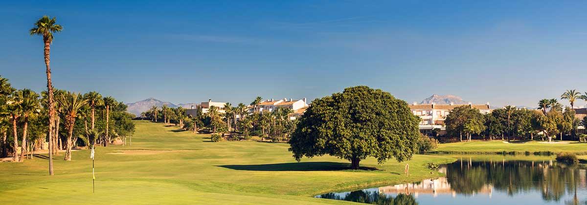 golfbaner i alicante